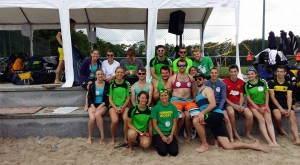 IC Kaiserslautern Beachvolleyball 2016